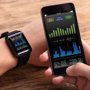 Mobile health tracker