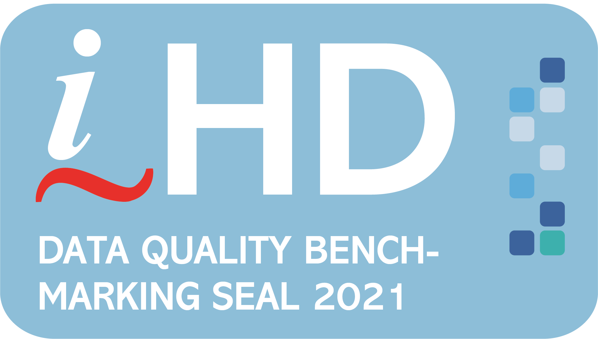 data quality benchmarking seal